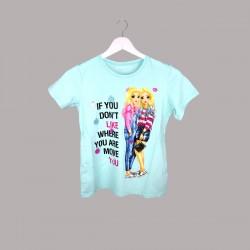 Тениска Keiki с къс ръкав - 52815-033 - view 1