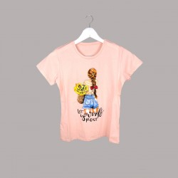 Тениска Keiki с къс ръкав - 52816-010 - view 1