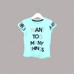 Тениска Keiki с къс ръкав - 54768-033 - view 1