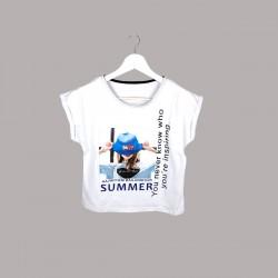 Тениска Keiki с къс ръкав - 51033-001 - view 1