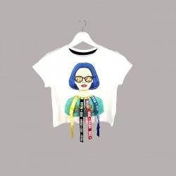 Тениска Keiki с къс ръкав - 53792-015 - view 1