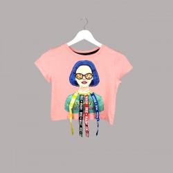 Тениска Keiki с къс ръкав - 53792-006 - view 1