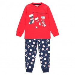 Коледна пижама Boboli - 963019-3548 - view 1