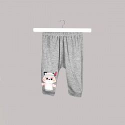 Детски комплект Enfant от 3 части за бебе момиче - 48365-006 - view 3