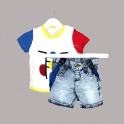 Комплект Enfant с тениска... - 53915-001 - view 1