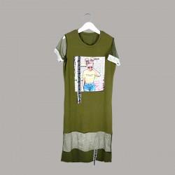 Детска рокля Keiki за момичета. - 54474-040 - view 1