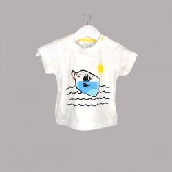 Тениска Enfant с къс ръкав - 52325-014 - view 1