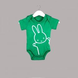 Детски комплект Enfant с боди къс ръкав и панталони за бебе момче - 54612-039 - view 2