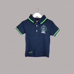 Детска тениска Keiki с къс ръкав за момчета. - 54640-046 - view 1