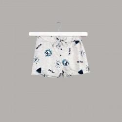 Детски къси спортни панталони Keiki за момичета. - 54302-029 - view 1