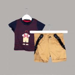 Комплект Enfant с тениска... - 53917-046 - view 1