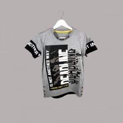 Детска тениска Keiki с къс ръкав за момчета. - 54659-029 - view 1