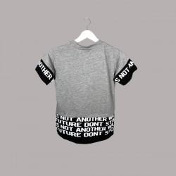 Детска тениска Keiki с къс ръкав за момчета. - 54659-029 - view 2