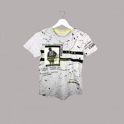 Детска тениска Keiki с къс ръкав за момчета. - 50773-053 - view 1