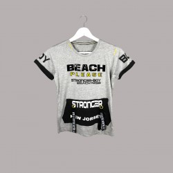 Тениска Keiki с къс ръкав - 54553-029 - view 1