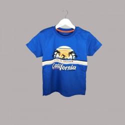 Детска тениска Keiki с къс ръкав за момчета. - 52810-044 - view 1