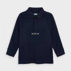 Детска тениска Mayoral с дълъг ръкав за момчета - 4130-036 - view 2