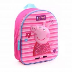 Раница Peppa Pig 3D 31см