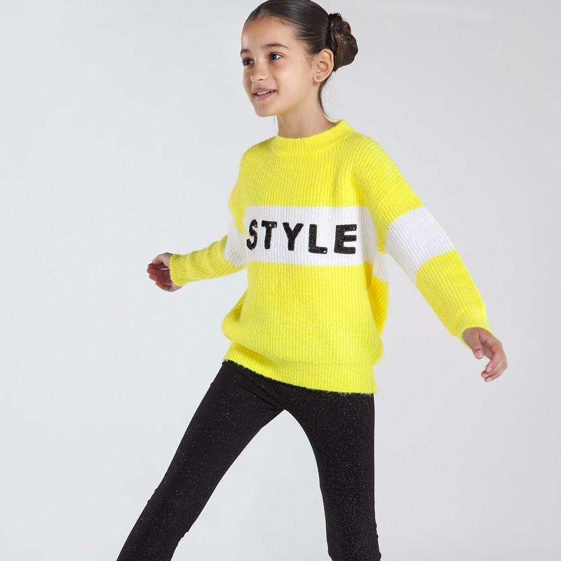 Детски пуловер Mayoral за момичета - 7331-016 - view 1