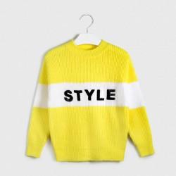 Детски пуловер Mayoral за момичета - 7331-016 - view 3