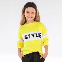 Детски пуловер Mayoral за момичета - 7331-016 - view 4