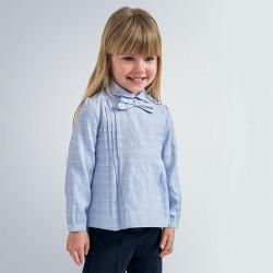 Детска блуза Mayoral за момичета - 4148-086 - view 1