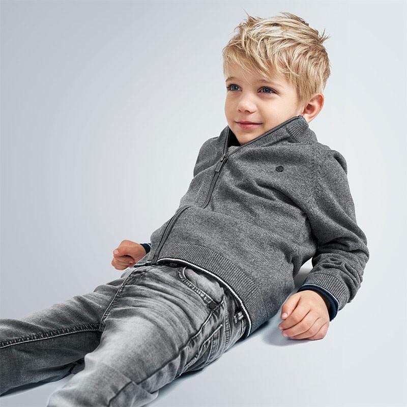 Детски дълги дънки Mayoral за момчета - 4539-082 - view 1