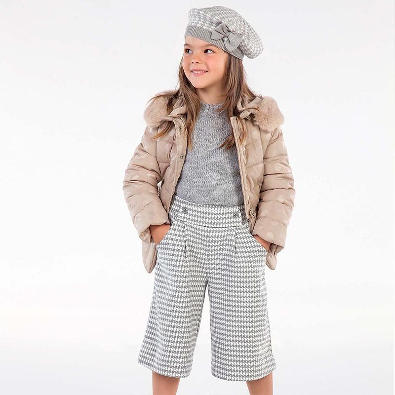 Детски панталони Mayoral за момичета - 4545-010 - view 1