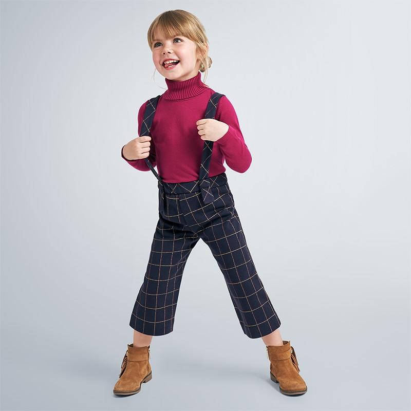 Детски панталони Mayoral за момичета - 4551-015 - view 1