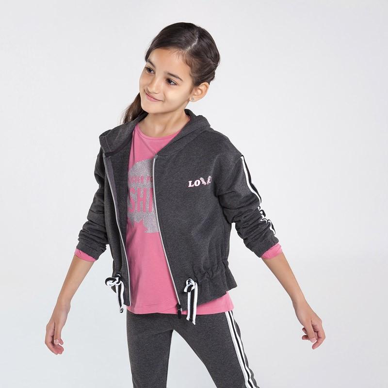 Детски суичър Mayoral за момичета - 7420-061 - view 1