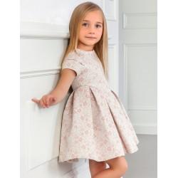 Елегантна рокля Abel & Lula за момичета - 5549-045 - view 2