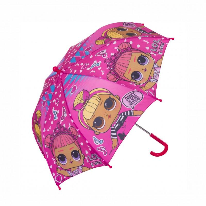 Детски чадърL.O.L. Surprise (Кукла Лол) 84см. за момичета - SE4353 - view 1
