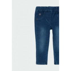 Дълги дънки jeggings Boboli за момичета - 290001-BLUE - view 3
