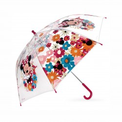 Чадър Minnie Mouse 98см