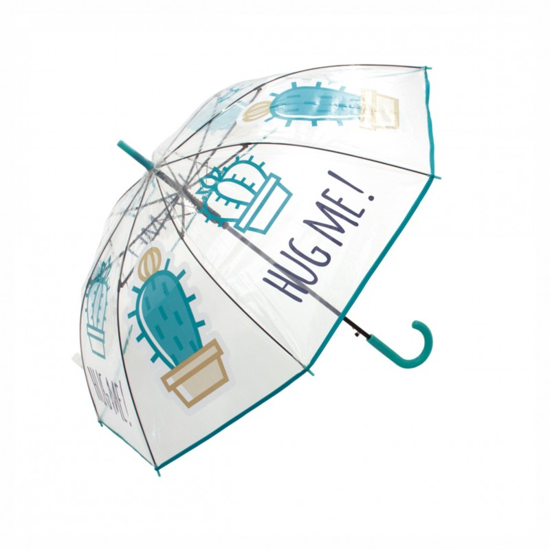 Детски чадърCactus 115см. за момичета - ZK50035 - view 1
