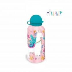 Алуминиева бутилка за вода... - KL10060 pink - view 1
