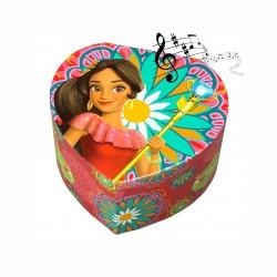 Детска музикална кутия за бижута Elena of Avalor (Елена от Авалор) за момичета. - WD17967 - view 1