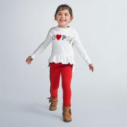 Панталони basic Mayoral за момичета - 511-085 - view 2