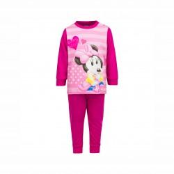 Пижама Minnie Mouse  с... - HQ0316 fuxia-80 - view 1