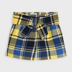 Къси панталони каре Mayoral за момичета - 4206-042 - view 2