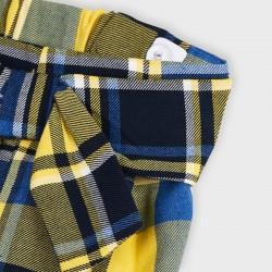 Къси панталони каре Mayoral за момичета - 4206-042 - view 4