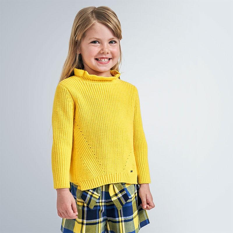 Пуловер Mayoral за момичета - 4343-051 - view 1
