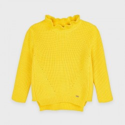 Пуловер Mayoral за момичета - 4343-051 - view 2
