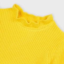 Пуловер Mayoral за момичета - 4343-051 - view 4