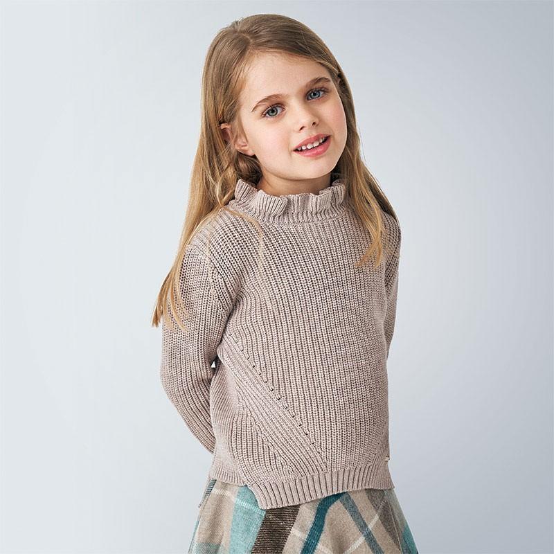 Пуловер Mayoral за момичета - 4343-052 - view 1
