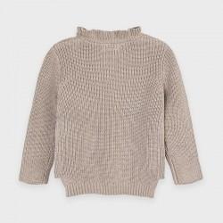 Пуловер Mayoral за момичета - 4343-052 - view 4