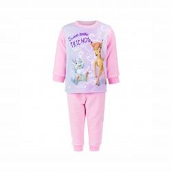 Пижама Bambi с дълъг ръкав - HQ0314 pink-80 - view 1