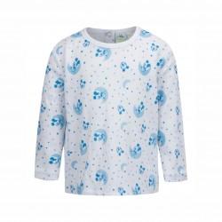 Бебешки комплект 2бр.тенискиMickey Mouse (Мики Маус) за момчета. - AQE0483 blue-56 - view 3