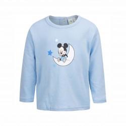 Бебешки комплект 2бр.тенискиMickey Mouse (Мики Маус) за момчета. - AQE0483 blue-56 - view 2