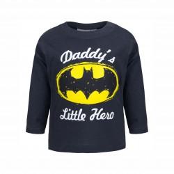 Тениска Batman с дълъг ръкав - RH0082 black-68 - view 1